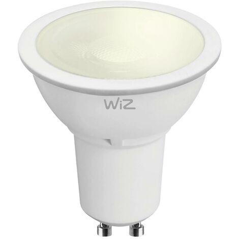 Ampoule à LED WiZ WZ20195011 WZ20195011 WiZ EEC: A+ (A++ - E) GU10 5.5 W blanc chaud 1 pc(s)