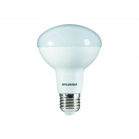 Ampoule à réflecteur led R80 E27 830 9W = 113W Dep 120° SYLVANIA