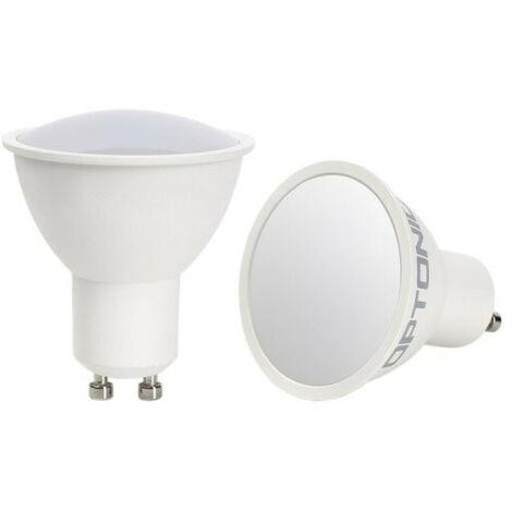 Ampoule B22 7W A60 équivalent 50W Optonica
