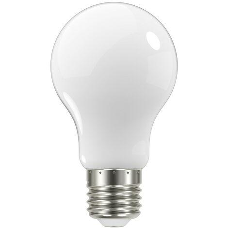 Ampoule Classic Poire LED E27 6,7W WW Blanche Dimmable