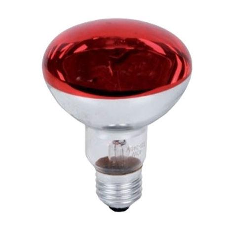 Ampoule Couleur ROUGE Concentra R80 230V 60W GA30 E27