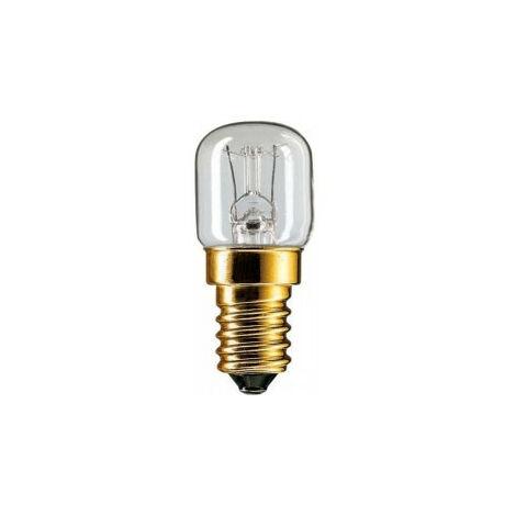Ampoule de four E14 25W 230Vac 300º 25x55mm