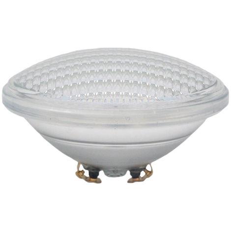 Ampoule de piscine LED SMD, 8 Watt, PAR56, blanc chaud VT -1258