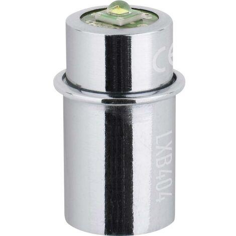 Ampoule de rechange LiteXpress LXB404 Convient pour: pour lampes de poche 3-6 C/D Cell Maglite