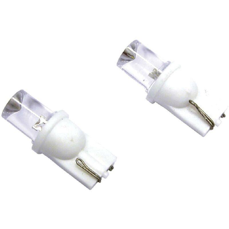 Ampoule de rechange T10 LED blanc 5W 2p