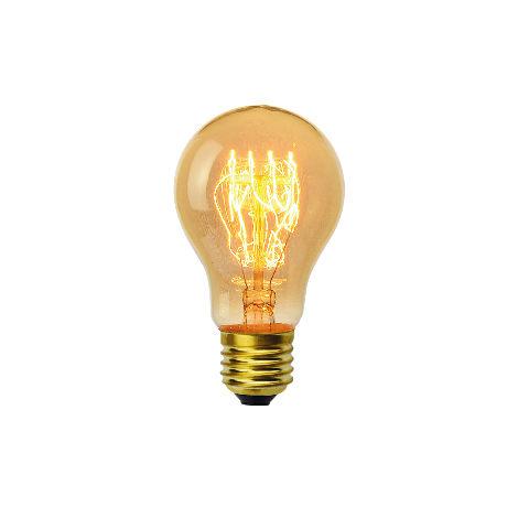 Ampoule décoart incandescente vintage A60 40W E27 2350K