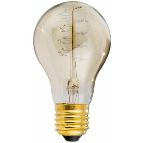 Ampoule décorative 40w E27 10.6x6cm