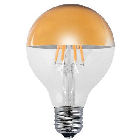 AMPOULE DÉCORATIVE LED OR E27 12 CM