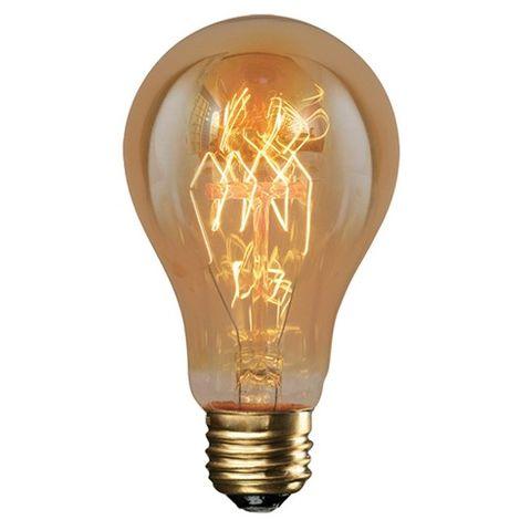 Ampoule décorative vintage A60 F1-23 40W E27 - 599226 - Fox Light - -