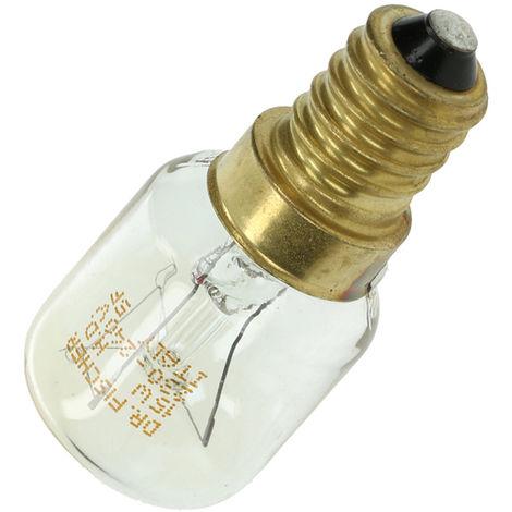 Ampoule E14 15W 230V (00602674) Réfrigérateur, congélateur 324636 BOSCH, SIEMENS, NEFF, GAGGENAU, VIVA, SIEMENS, CONSTRUCTA, JUNKER
