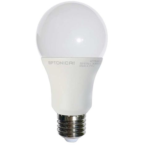 Ampoule E27 12W A65 équivalent 75W Optonica