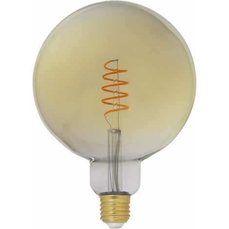 Ampoule E27 LED Filament Dimmable 6W G150 Globe - Blanc Chaud 2300K - 3500K