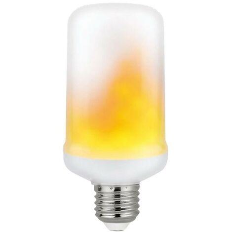 Ampoule E27 LED Flamme 5W 220V - SILAMP