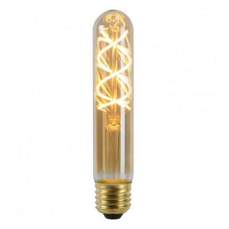 H14 Filament Fumé Tube Ampoule Ambre E27 Led Dimmable 5w 260lm Cm 2200k wOXN8n0kP