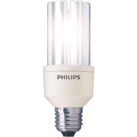 Ampoule Fluocompacte Basse Consommation E27 Master PL-Electronic Stairway 5 à 11W 890Lm équiv 70W Blanc chaud PHILIPS - 7514