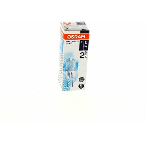 Ampoule four 10w 12v halogene pour Refrigerateur Bosch, Four Bosch, Refrigerateur Siemens, Four Siemens, Cuisiniere Accessoire, Droguerie Accessoire,
