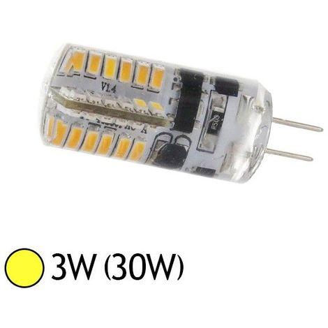 Ampoule G4 LED 3W lumière 20W