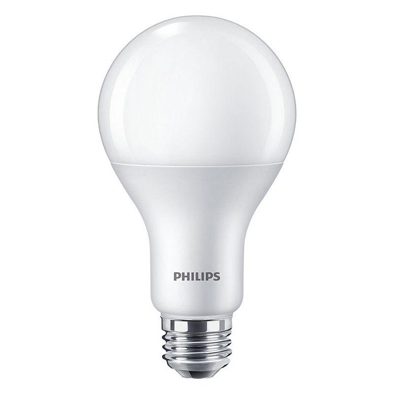 Philips Ampoules à Incandescence E27 60W 1000h, Lot de 10