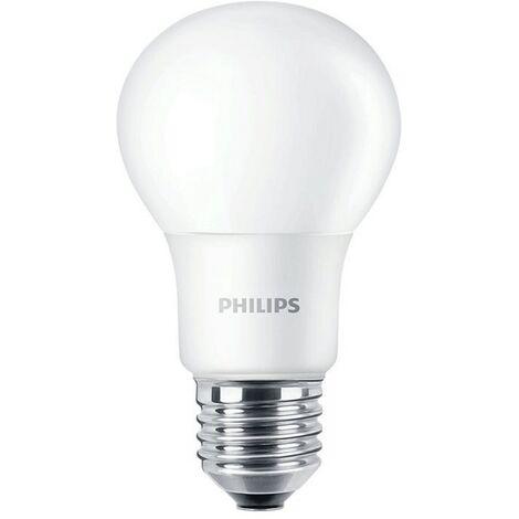 Ampoule Goutte Philips LED 10.5 W E27 4000K 1055 lumens CORE75840