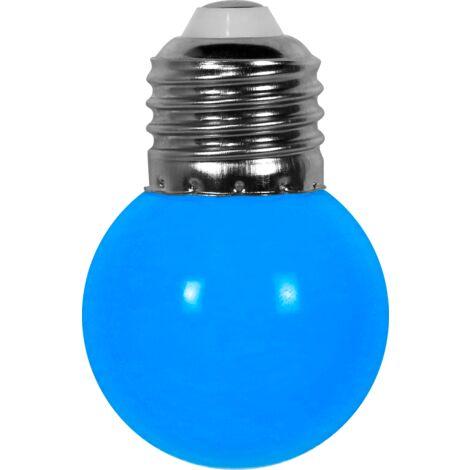 Ampoule Guirlande Guinguette Led E27 Couleur Bleu - Bleu