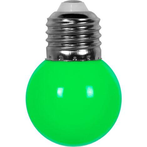 Ampoule Guirlande Guinguette Led E27 Couleur Vert - Vert