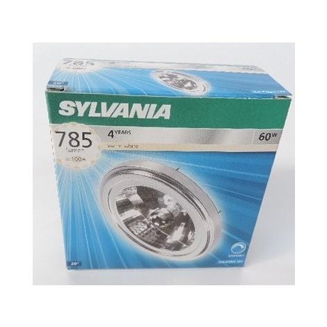 Halogène Bt 24° Culot Ecoplus 100wAr111 Ampoule Sylvania 60wéquivalent G53 0021881 12v Superia wOPkuXTZi