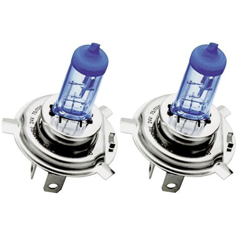 Ampoule halogène MasterDuty Blue Vision H4 75/70 W C38066