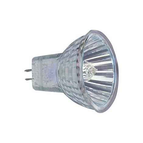 Ampoule halogène reflek. 35mm Star 20W 12V Gu4 36 Blister2 (Par 10)