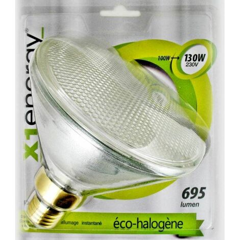 Ampoule Halogène Spot PAR38 ECO 30%, 100W, E27
