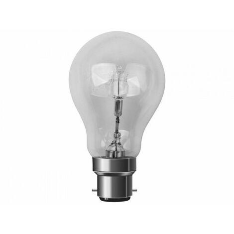 Ampoule Halogène STD B22 70W=100W SYLVANIA
