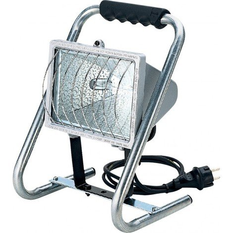 Brennenstuhl portable Spot halog/ène 500 W