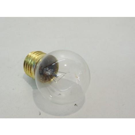 Ampoule incandescente spherique 15W 12V E27 45x70mm claire ORBITEC 005517
