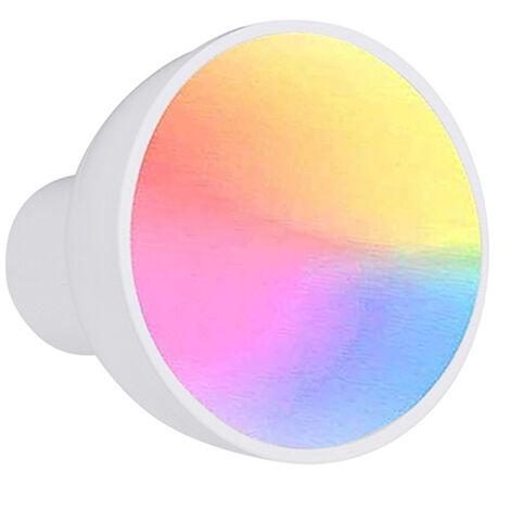 Ampoule Intelligente E27 Wifi, Rgbw 6W, 1Pc