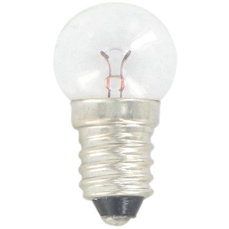 Ampoule krypton - Tension 4 V - Intensité 0,55 A - Vendu par 1