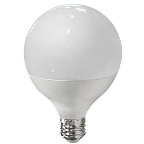 Opale 10w90wE27 4000°k Globe Blanc Jour Ampoule Led deBoCx