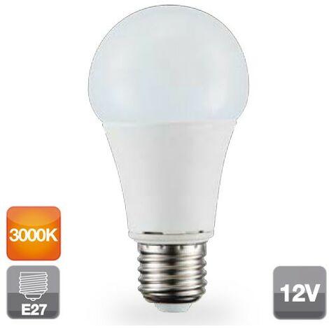 "main image of ""Ampoule LED 12V 9W E27 standard 3000K 806 lm GSC 2002318"""
