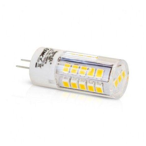 Ampoule Led 4W (35W) G4 12 Volt DC Blanc chaud 3000°K