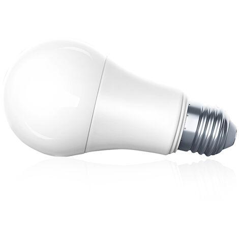 Ampoule Led 9W 2700K ~ 6500K 806Lm Dimmable Luminosite Douce Lumiere Blanche Led Smart Lampe Appareils Menagers Accueil Kit De Travail Pour Siri Google App Voix A Distance 220-240V Controle