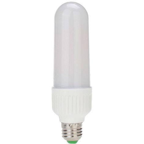 Ampoule Led A Effet De Feu, Base E27, Lampe D'Ambiance