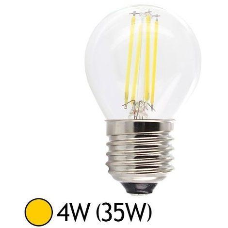 4w 300° Led E27 Petit Filament À Ampoule Format 380lm 8n0wPOkX