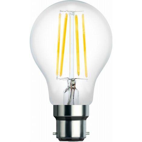 Ampoule LED A60 B22 6,5W 4000K 800 Lumens 240V DEBFLEX - 600404