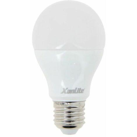 Ampoule LED A60, culot E27, 11W cons. (75W eq.), lumière blanc froid | Xanlite