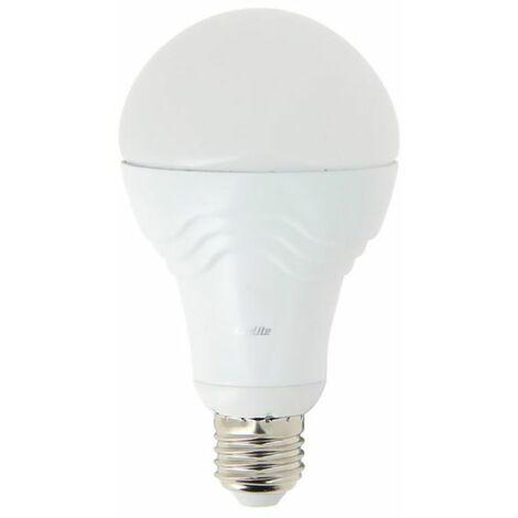 Ampoule LED A60, culot E27, 14,2W cons. (100W eq.), lumière blanc froid | Xanlite