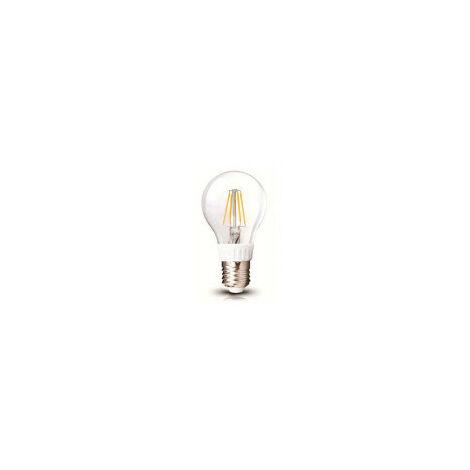 Ampoule LED A60 Filament 4W E27 Blanc Neutre 4500K