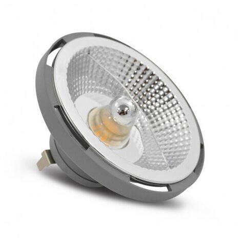 Ampoule LED AR111 (culot G53) 15W 110°