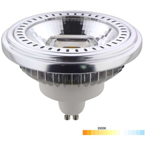 Ampoule LED AR111 GU10 220V 12W dimmable 40°