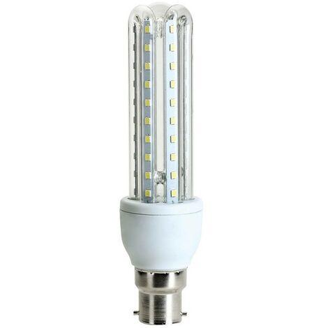 Ampoule LED B22 9W 6400K (lumière du jour)