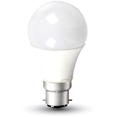 Ampoule LED Baïonnette B22 A60 9W Vt-1853