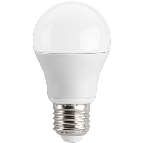 Ampoule LED bulbe douille E27, 7W 230V, blanc neutre