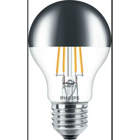 AMPOULE LED CLASSIQUE 5.5W 5.5W GRANDE E27 A' LUMIE'RE CHAUDE 2700K LEDFIL48CM